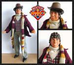 Tom Baker Doll