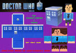 The Raggedy Doctor and Tardis