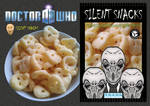Doctor Who - Silent Snacks