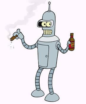 Futurama - Bender
