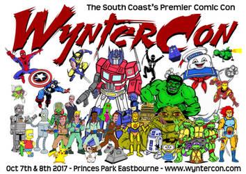 Wyntercon 2017 - Convention Poster