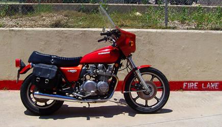 1978 Kawasaki KZ 650 SR by rpursley