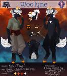 Fie [Woolyne Registration Sheet]