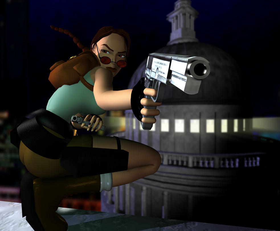 Tomb Raider 3 by SophiaLeigh3