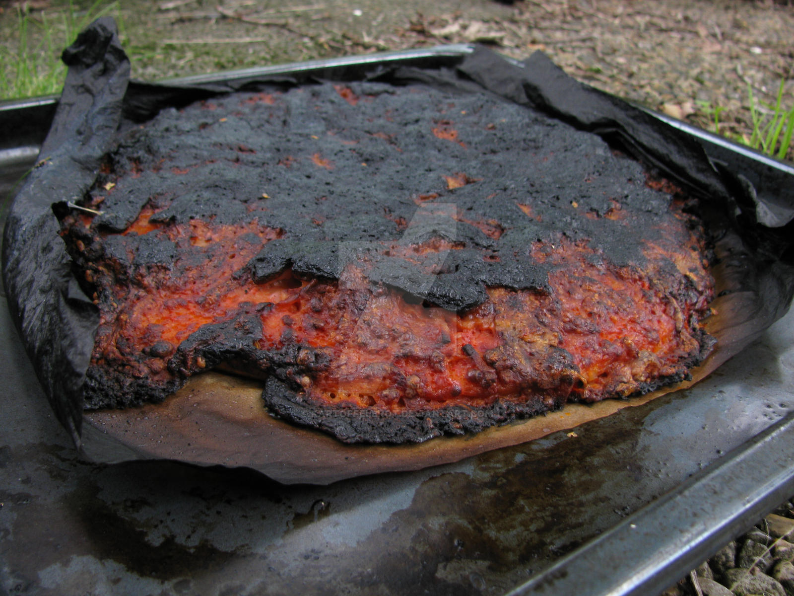 Burned out of pizza?