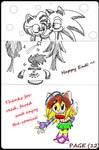 Sonic comics 12