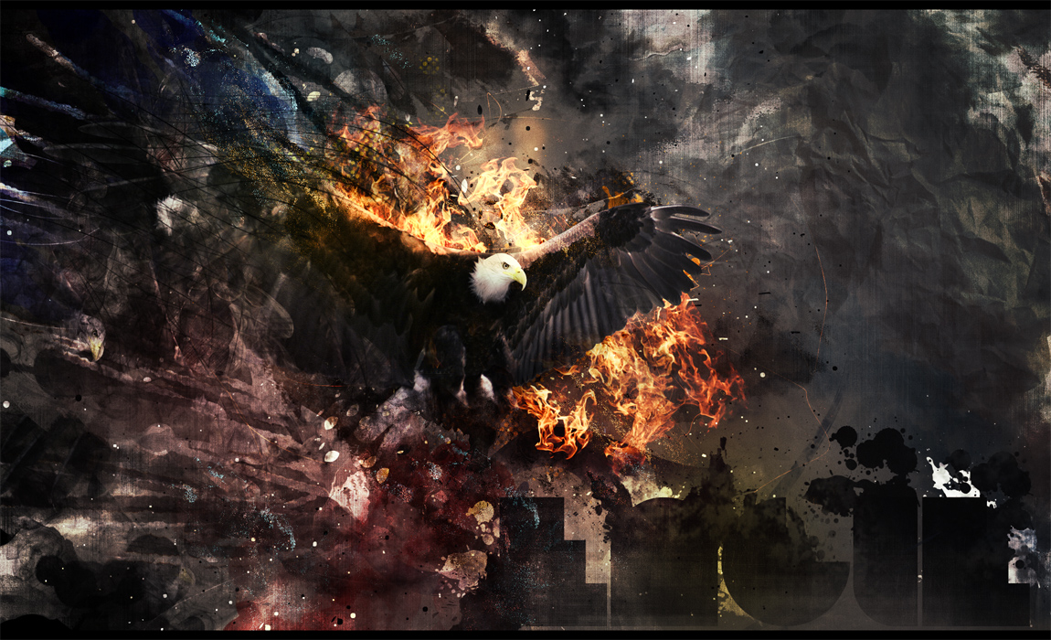 Eagle by rodrigoseroiska