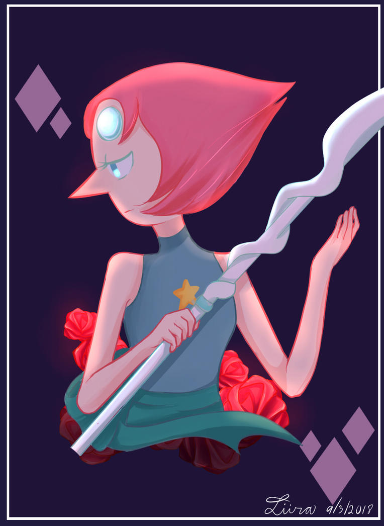 """Everything I ever did, I did for her. Now she's gone...but I'm still here""       Poor Pearl, sometimes love can make you feel so hurt like nobody else can do. Anyway, I dr..."