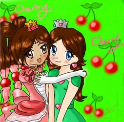 cheriry and cherry by cherrina44