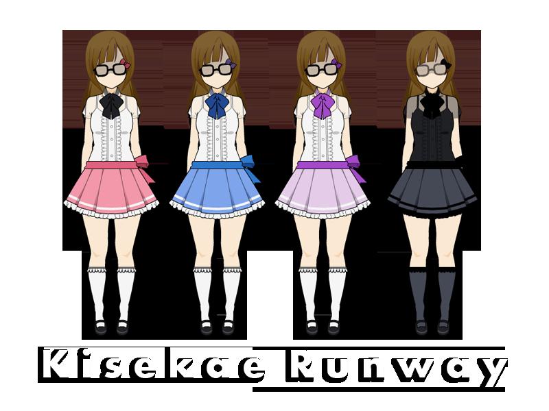 how to delete characters in kisekae
