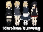 Kisekae Runway - Random Assortment #1