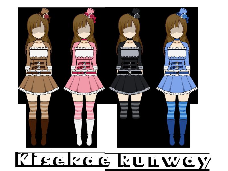 Kisekae Runway - Steamloli {LIMITED TIME ONLY} by Cheyenneskye