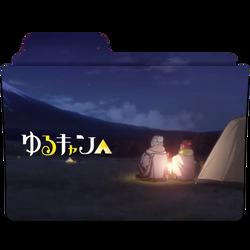 Nadeshiko and Shimarin - Yuru Camp