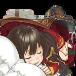 Konosuba Folder icon - Megumin