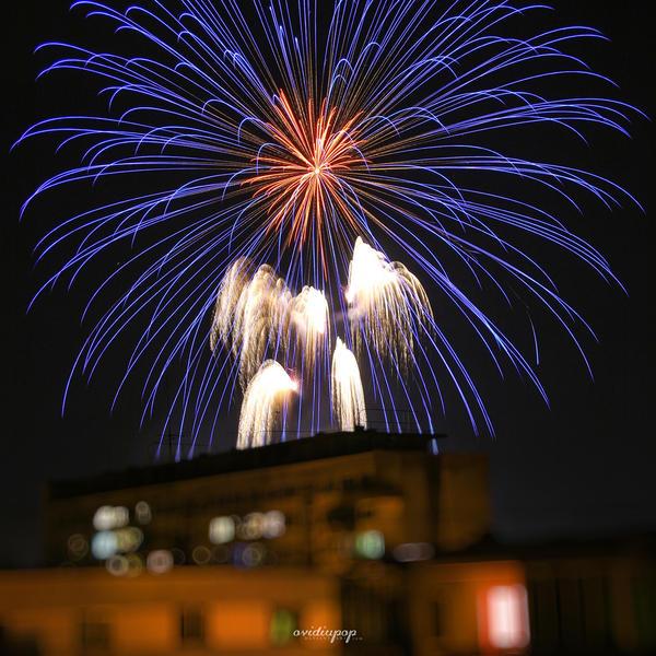Fireworks by ovidiupop