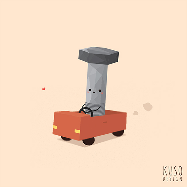 Screwdriver by kusodesign