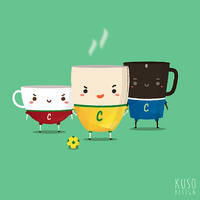 World Cup 2014 by kusodesign
