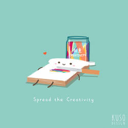 Spread The Creativity