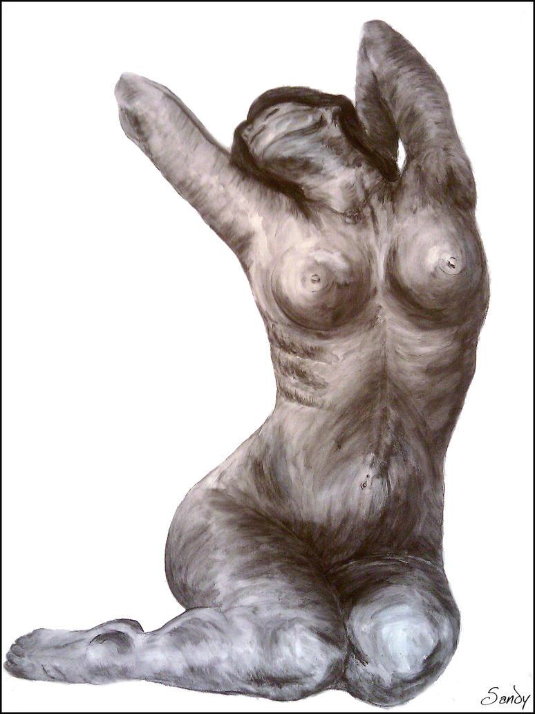 Skin Like a Magnet... by B-Sandy