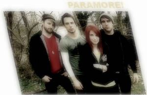Paramore by krimchi