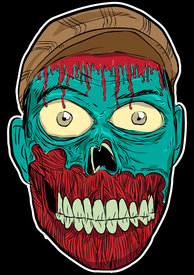 yeah zombified by gogoporen