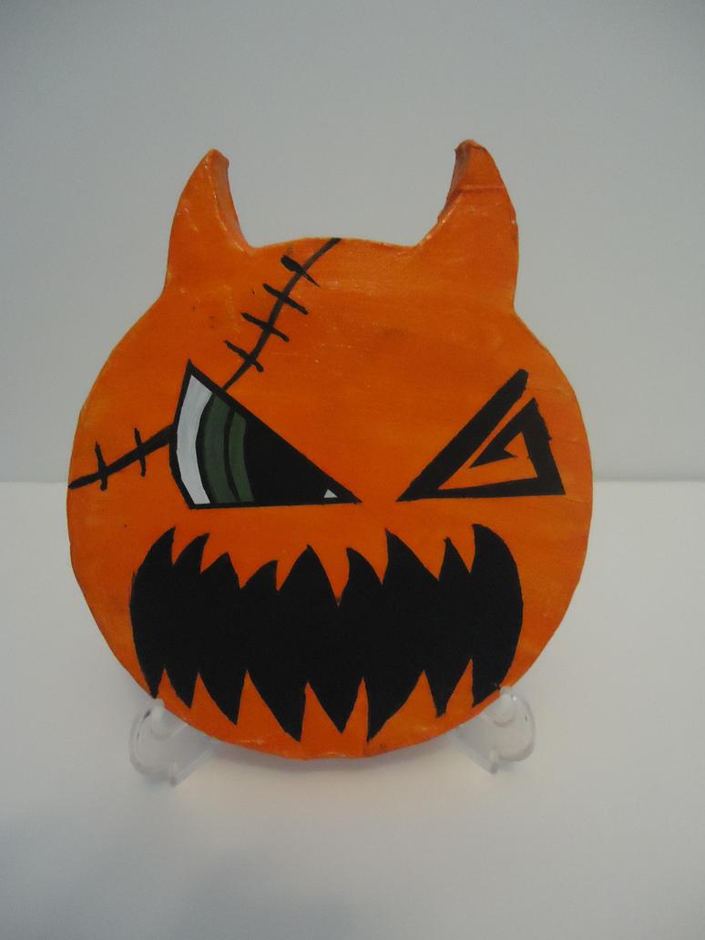 Roxas/Sora Halloween Town mask by h2opologirl777 on DeviantArt