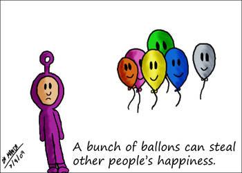 Ballons by mandy-c