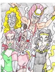 Evil Divas