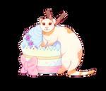 [EE] Goddess Cupcake 2017