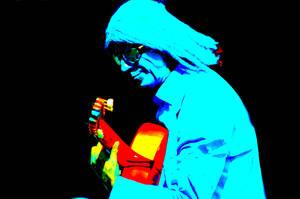 Blues Man by zuzugraphics