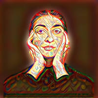 Adriana Sananes by zuzugraphics