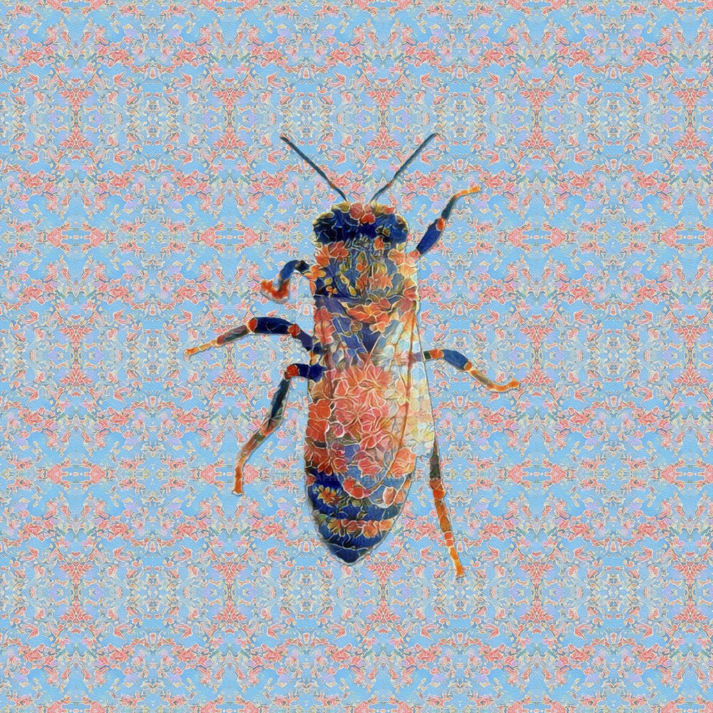 Queen Bee Wanna Be by zuzugraphics