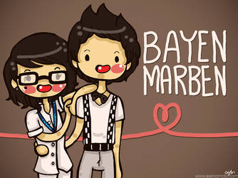 Bayen x Marben by jeinirelova