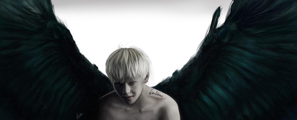 Image Result For Anime Boy Angel