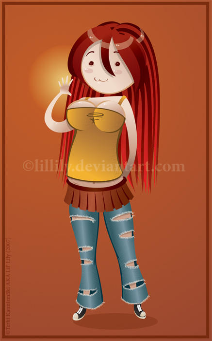 Lil' Lily 001