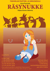 Rasynukke Poster by lillily