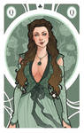 Game of Thrones' cards | Queen Margaery Tyrell