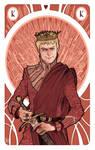 Game of Thrones' cards | King Joffrey Baratheon