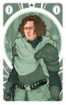 Game of Thrones' cards | Jack Loras Tyrell