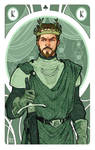 Game of Thrones' cards | King Renly Baratheon