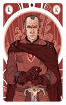 Game of Thrones' cards | King Stannis Baratheon