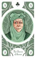 Game of Thrones' cards | Ace Olenna Tyrell by SimonaBonafiniDA