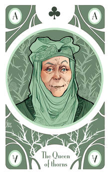 Game of Thrones' cards | Ace Olenna Tyrell