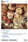 Selfie Fables   Alice in Wonderland