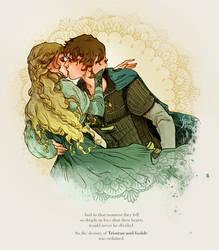 Tristan and Isolde by SimonaBonafiniDA