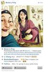 Selfie Fables   Mulan