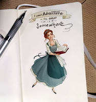 Notes and sketches | Belle
