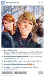 selfie Fables   Frozen