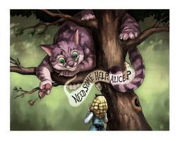 Need Some Help, Alice?