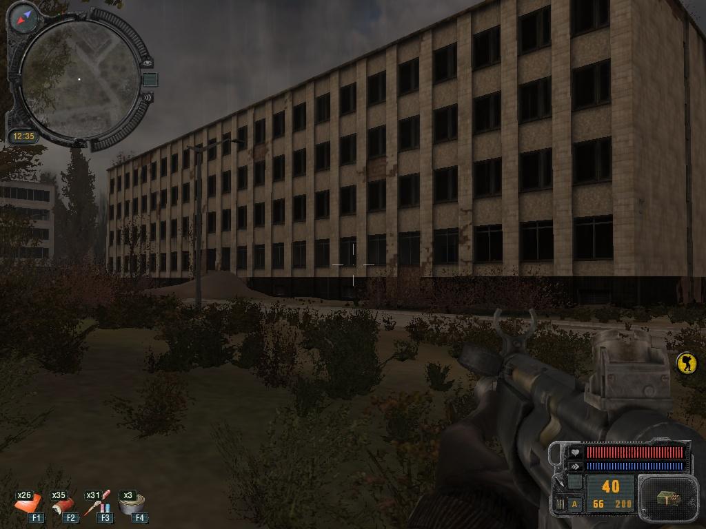 S.T.A.L.K.E.R. Call Of Pripyat screenshot by sky-commander